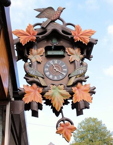 שעון הקוקייה