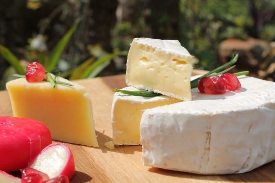מבחר גבינות צרפתיות