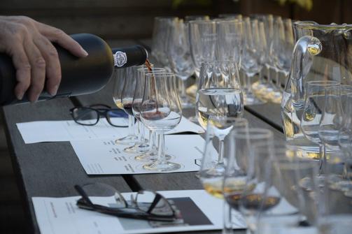 טעימות יין פורט