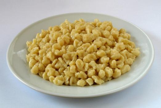 שפצלה – מאכל מסורתי