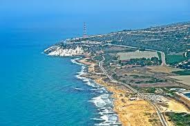 קו חוף צפון ישראל