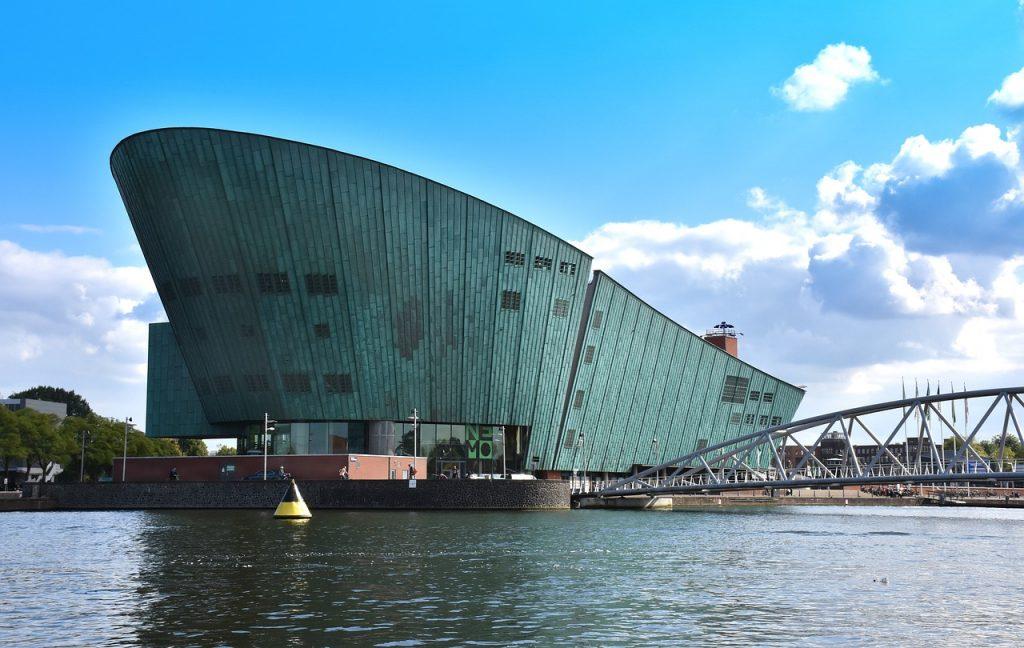 מוזאון נמו באמסטרדם