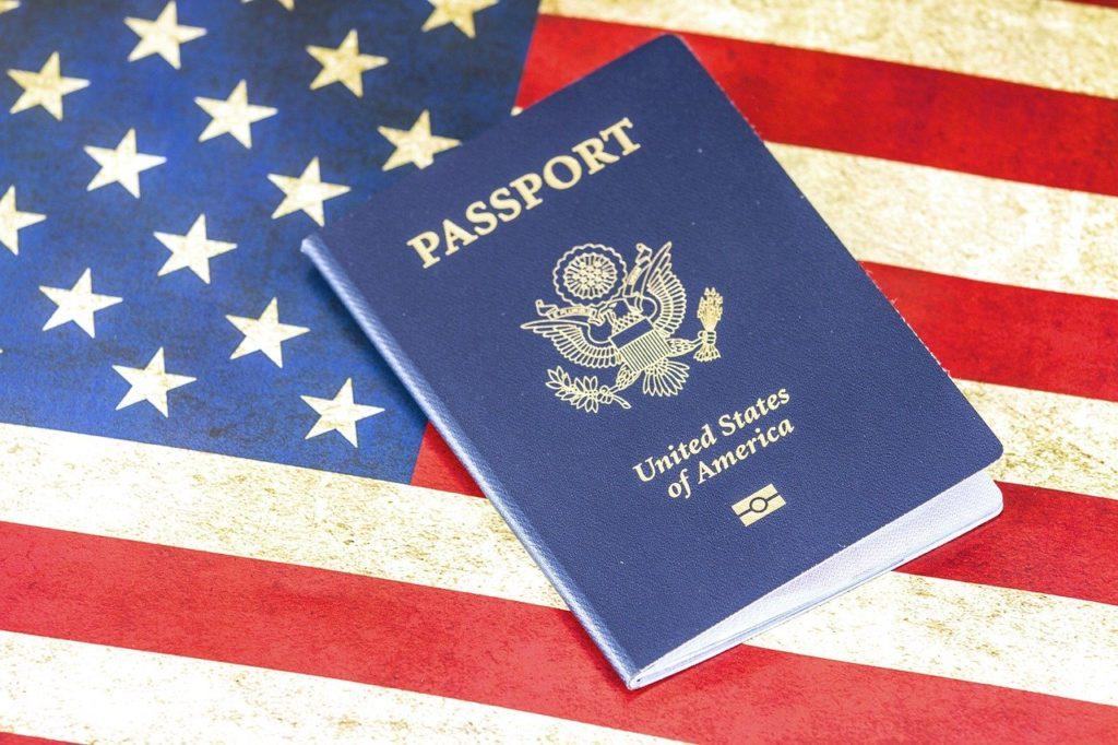 דרכון ודגל